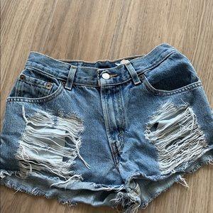 Pants - Vintage Levi's
